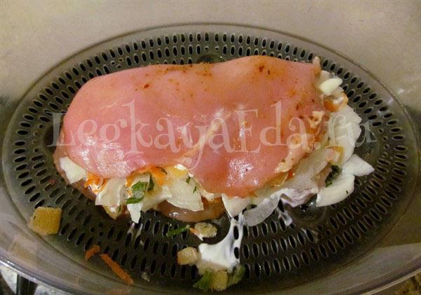 что приготовить из грудки курицы быстро и вкусно