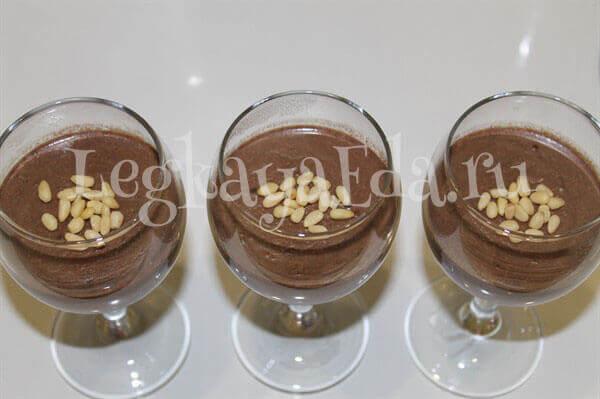 вкусный десерт на скорую руку из простых продуктов