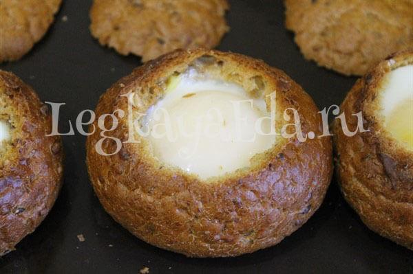 рецепты яичницы на завтрак