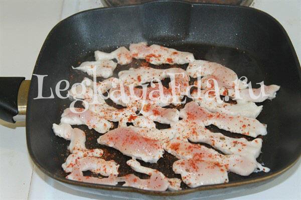 шаурма по домашнему с курицей пошаговый рецепт