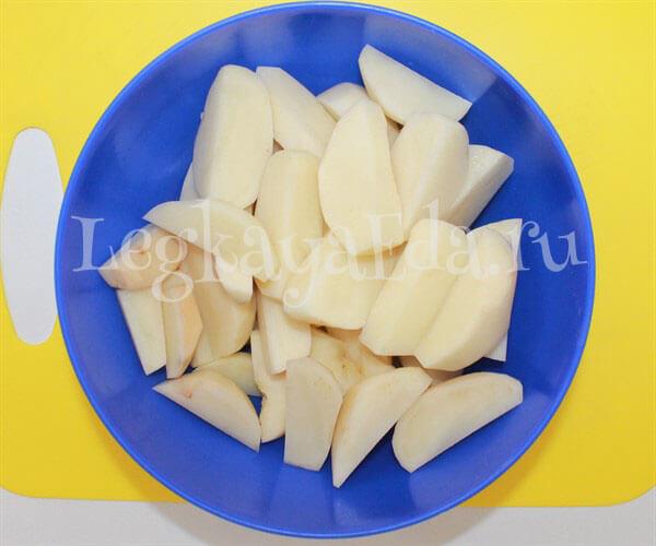 как запечь картошку в духовке с хрустящей корочкой