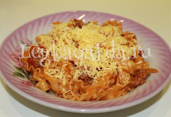 как приготовить соус болоньезе для спагетти в домашних условиях видео