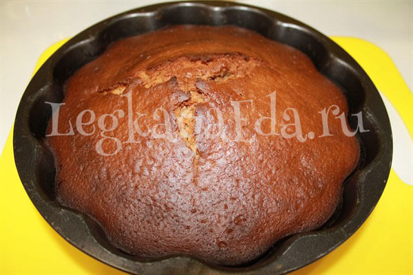 пирог к чаю быстро и вкусно рецепт с фото