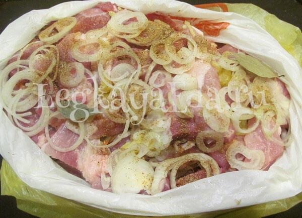 классический маринад для шашлыка из свинины