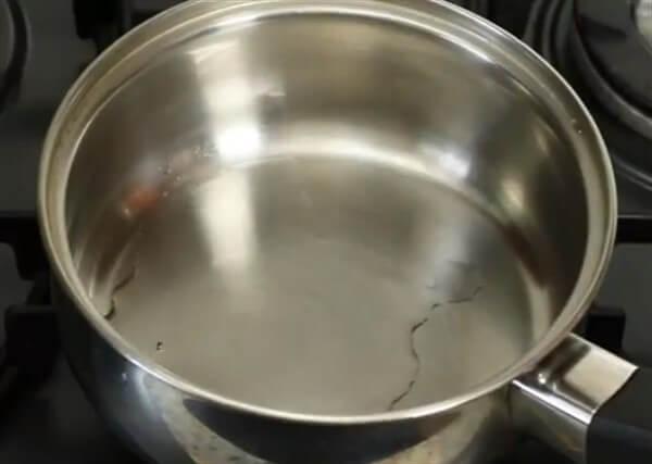 Приготовление манной каши