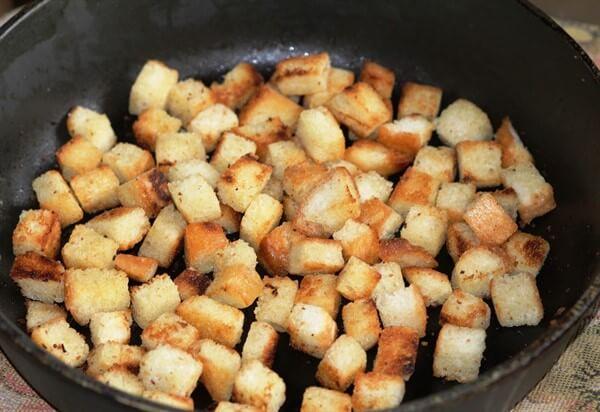 Как приготовить куриную грудку для салата цезарь