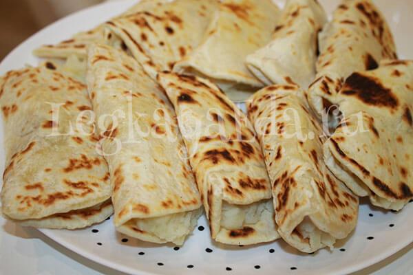 кыстыбый рецепт по-татарски на молоке