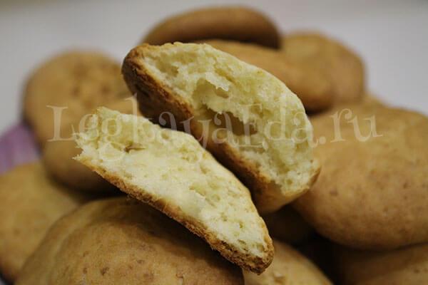 печенье из творога в домашних условиях