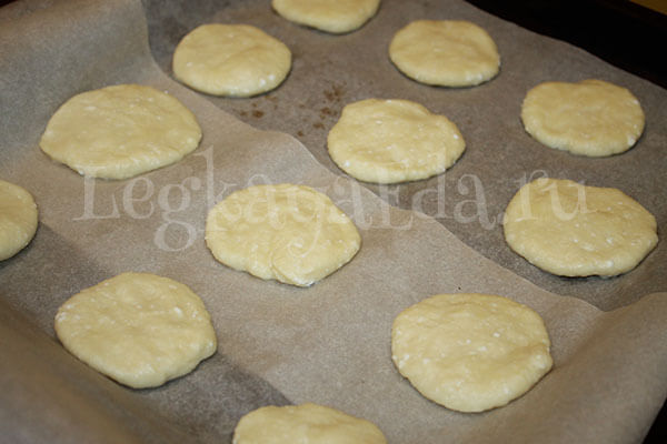 готовим печенье из творога вкусно и просто