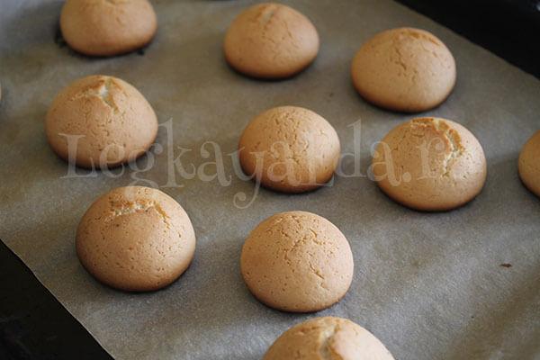 печенье с растительным маслом быстро и просто